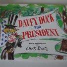 Daffy Duck For President ISBN: 1890371009