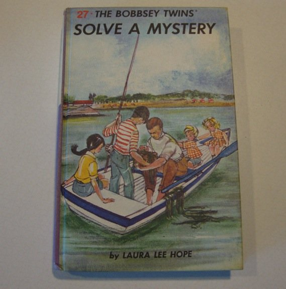 The Bobbsey Twins Solve a Mystery #27 ISBN: 0448080273