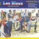 Vintage 1995 Italeri #6002 Les Bleus Napoleonic French Line Infantry
