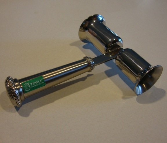 Vintage Towle Silversmiths Double Jigger