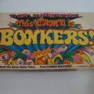 Vintage 1978 Parker Brothers This Game is Bonkers