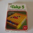 Vintage 1977 Gabriel Take Five Game
