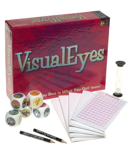 Buffalo Games Visual Eyes Game