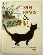 Vintage 1966 Sam, Bangs & Moonshine Book - Benefit for Cat Rescue