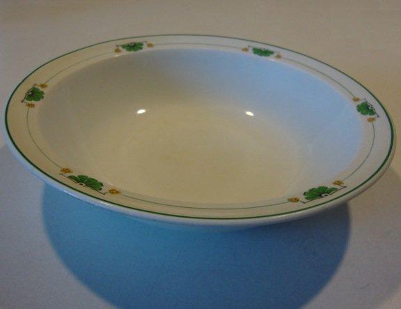 """Vintage Grindley England 794 Vegetable Bowl 10"""" (chip)"""