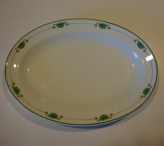 """Vintage Grindley England The Olympic 794 Oval Platter 11 3/4"""""""