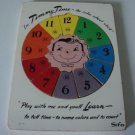 Vintage Sifo Timmy Time Wood Frame Tray Puzzle