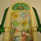 Vintage 1983 Coleco Cabbage Patch Kids Doll 3 Position Rocker Carrier