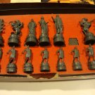Vintage COLLECTOR'S SERIES Edition 1 Ancient Rome Chess Set