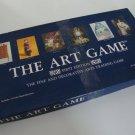 Vintage 1981 Bancroft Darrow The Art Game Board Game