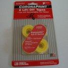 NEW OEM Smith Corona CoronaPrint  #25050 Lift-Off Tape P Series