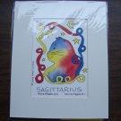 Joyce Gray Evans Cat Horoscope Print - Sagittarius - Cat Rescue Benefit