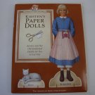 1992 Kirsten's Paper Dolls: Kirsten and Her Old-Fashioned Outfits for You to Cut Out