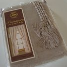 NEW Duck River Textile Primavera 5 Pcs Window in a Bag Curtains