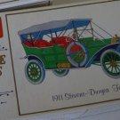 Vintage 1967 Pyro 1911 Sevens-Duryea Model Car Kit #C453-125