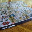 Vintage 1982 Springbok Hallmark Puzzle #PZL2104 'Ballad of a Card Shark'