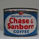 Vintage 3 Coffee Tins - Boscul Coffee - Premier Coffee - Chase & Sanborn Keywind Coffee Tin
