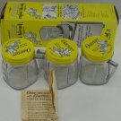 Vintage 1970s Oster Osterizer Liquefier-Blender Mini-Blend Container 3 in Orig Box