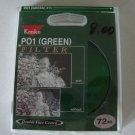 Kenko PO1 (Green) Filter 72mm SLR