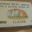 Vintage 1994 Briarpatch Guess How Much I Love You Board Game