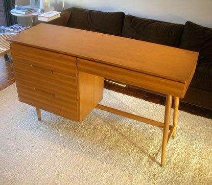 1950s Jan Kuypers Imperial Furniture Mfg Helsinki Desk