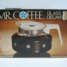 Vintage 1977 Mr. Coffee 10 Cup Replacement Carafe # D-7C in Original Box