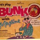 "New ""Let's Play Bunko with Maxine"" Board Game"