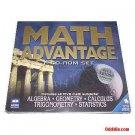 Vintage Software - 1997 Math Advantage 4 CD Set (missing Trigonometry CD)