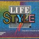 Vintage 1990 Ravensburger Life Style Board Game - German Edition