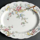 Vintage Booths Chinese Tree Large Platter - England