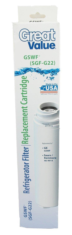 New Swift Green Refrigerator Filter SGF-G22
