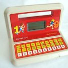 Vintage 1988 Fisher Price Math Starter Electronic Learning Toy