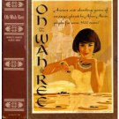 Vintage 1962 Oh Wah Ree 3M Bookshelf Game