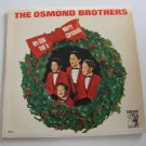 Vintage 1963 The Osmond Brothers We Sing You A Merry Christmas PM-9 LP Vinyl Album