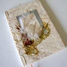 Handmade Paper Blank Journal by Nancy Deyoung
