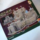 Vintage 1995 Puzz 3D CAMELOT Puzzle - 620 pieces