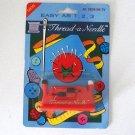 Vintage 1980s Thread-a-Needle As Seen on TV Taiwan R.O.C.