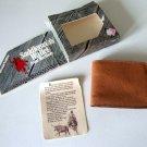 Marlboro 1988 Saddleman's Leather Wallet in orig box