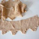 "Vintage Hand Crochet 5"" Lace Edging"
