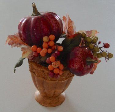 Holiday Fall Thanksgiving Small Centerpiece Floral