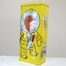 Vintage 1998 Series #1 Curious George Tin Box