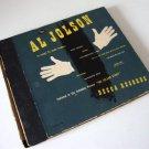 Vintage Decca Al Jolson – In Songs He Made Famous Album Set DLP 5026
