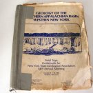 1982 Geology of the Northern Appalachian Basin Western New York Field Trips Guidebook