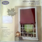 """New Wrights Roman Shade Kit 1451008001 max 48""""W X 60""""L"""