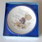 """Vintage Holly Hobbie Lasting Treasures Birthday 4"""" Plate"""