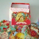 24 Valentine Card Assortment by Punch Studio Victorian