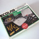 Vintage 1994 Skilcraft Ecolab Disaster Recovery Kit