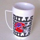 VIntage Buffalo Bills Plastic Thermal Mug