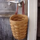Vintage 2002 Longaberger Gatehouse Basket - no liner