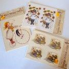 Vintage Holly Hobbie Prints for Decoupage / Framing